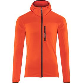 adidas TERREX TraceRocker Kurtka Mężczyźni pomarańczowy